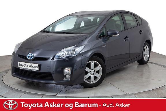 Toyota Prius 1,8 VVT-i Hybrid Executive DAB +, NAVI, RYGGEKAMERA  2011, 105000 km, kr 134000,-