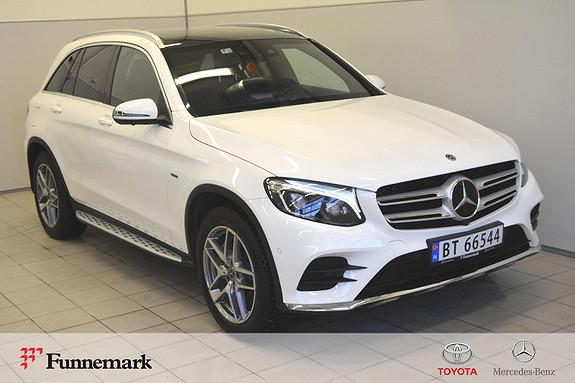Mercedes-Benz GLC 350e 4MATIC aut AMG//PLUG-IN HYBRID//SE UTSTYRSLISTE  2017, 20000 km, kr 625000,-