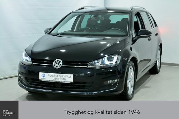 Volkswagen Golf 1,2 TSI 110hk Highline DSG ÅPNINGSKAMPANJE  2016, 38100 km, kr 239000,-