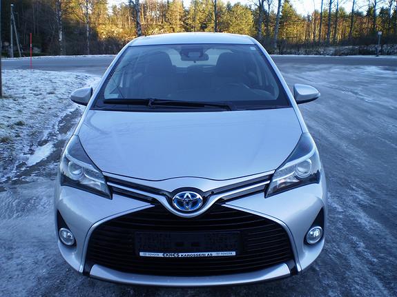Toyota Yaris AktivS  2016, 51500 km, kr 193037,-