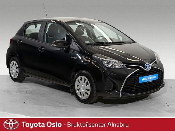 Toyota Yaris 1,5 Hybrid Active e-CVT Lav KM  2014, 35093 km, kr 149900,-