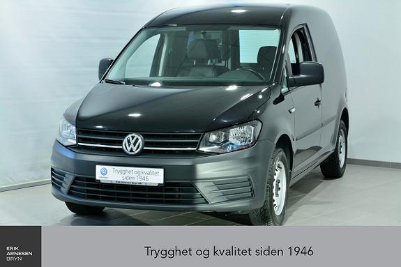Volkswagen Caddy 2,0 TDI 75hk ÅPNINGSKAMPANJE  2016, 45000 km, kr 159000,-