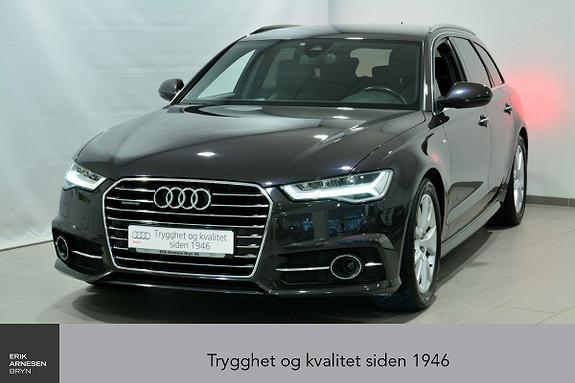 Audi A6 Avant 2,0 TDI 190hk quattro S tronic ÅPNINGSKAMPANJE  2016, 40100 km, kr 509000,-