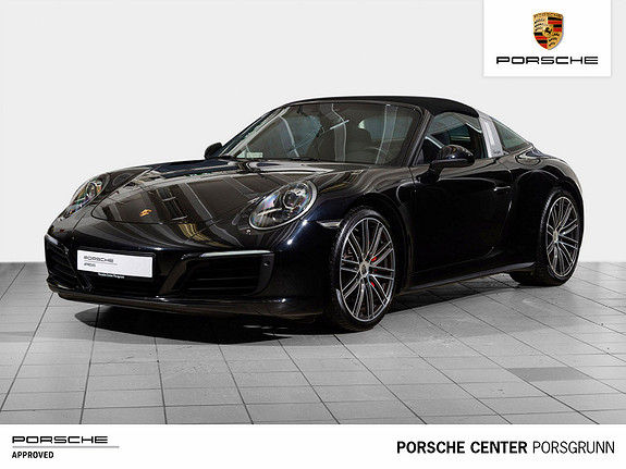 Porsche 911 Targa 4S 420hk
