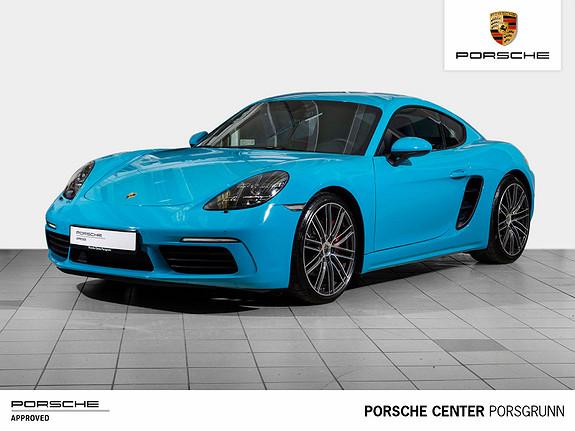 Porsche Cayman S PASM/LED/18 veis/Sport Chrono/Sportseksos