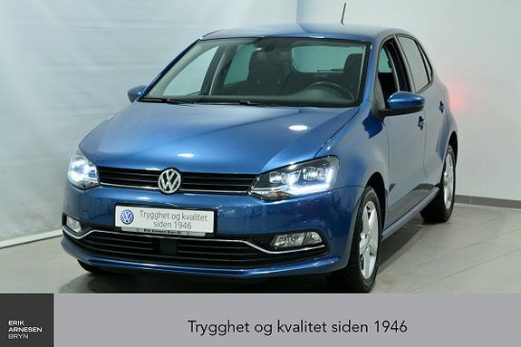 Volkswagen Polo 1,2 TSI 90hk Highline DSG ÅPNINGSKAMPANJE  2016, 17800 km, kr 189000,-