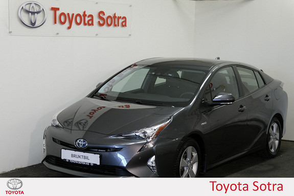 Toyota Prius 1,8 VVT-i Hybrid Executive  2016, 29642 km, kr 249000,-