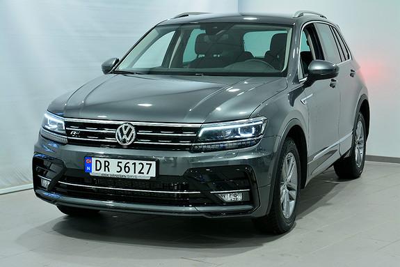 Volkswagen Tiguan EXCL.R 150 TDI 4M DSG  2019, 4000 km