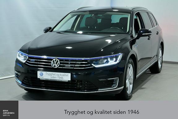 Volkswagen Passat 1,4 TSI 218hk DSG ÅPNINGSKAMPANJE  2017, 40600 km, kr 375000,-