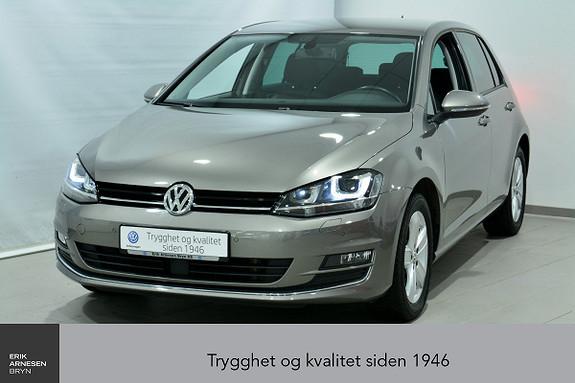 Volkswagen Golf 1,2 TSI 110hk Highline DSG ÅPNINGSKAMPANJE  2016, 19500 km, kr 229000,-