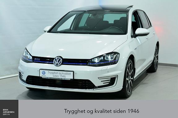 Volkswagen Golf 1,4 TSI 204hk DSG ÅPNINGSKAMPANJE  2016, 38900 km, kr 269000,-