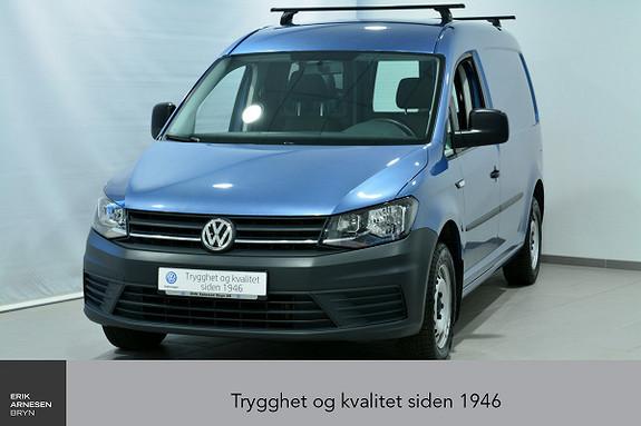 Volkswagen Caddy Maxi 2,0 TDI 102hk ÅPNINGSKAMPANJE  2016, 53600 km, kr 159000,-