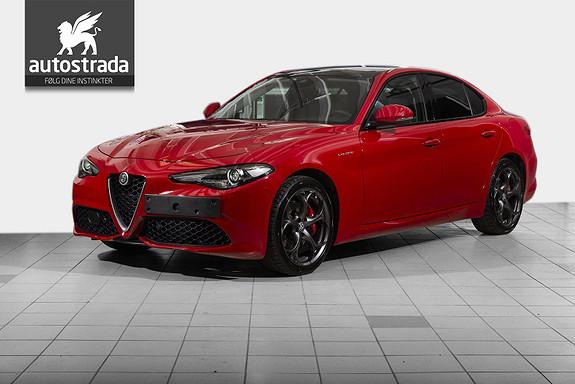 Alfa Romeo Giulia 2.0 T VELOCE AWD ADAPTIV CRUISE/PANORAMA/NAVI+++