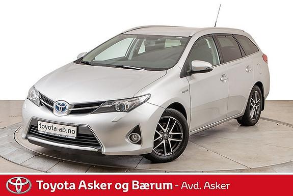 Toyota Auris Touring Sports 1,8 Hybrid Active+ Her er'n  2015, 59700 km, kr 199000,-