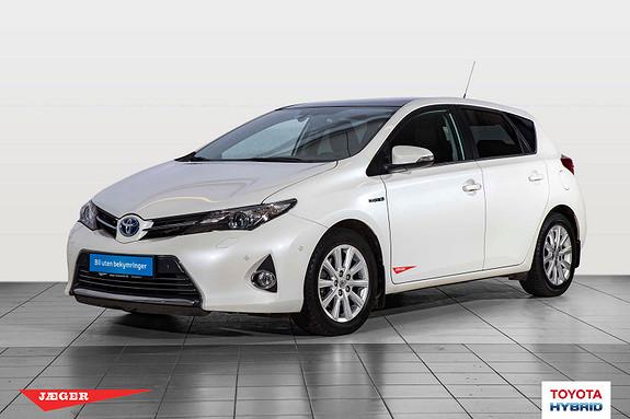 Toyota Auris 1,8 Hybrid E-CVT Executive  2014, 83600 km, kr 189000,-