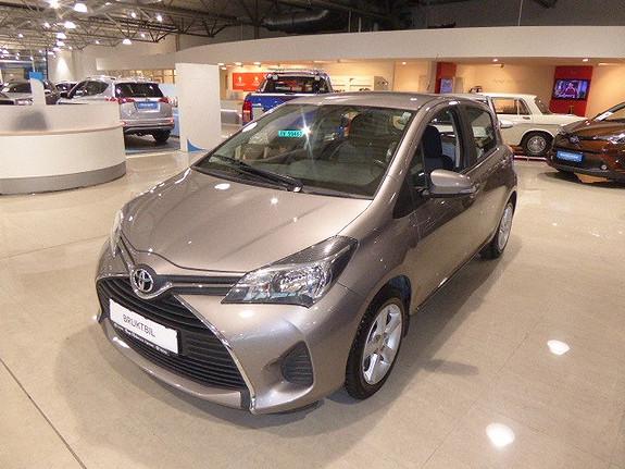 Toyota Yaris 1,0 Active m/DAB+ og Navi  2015, 56000 km, kr 139000,-