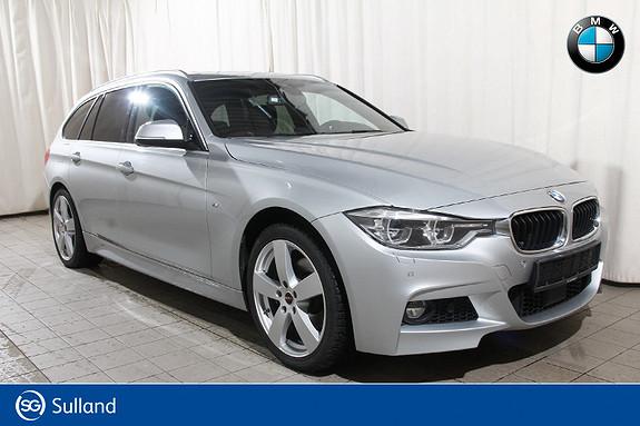 BMW 3-serie 320dat xDrive 190HK M SPORT-PANO-KROK-AD.LED-HUD-NAVI  2016, 76000 km, kr 398900,-