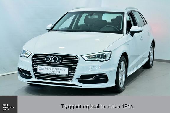 Audi A3 Sportback 1,4 TFSI  Ambition ÅPNINGSKAMPANJE  2016, 27500 km, kr 249000,-