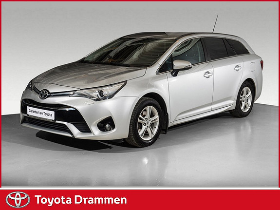 Toyota Avensis Touring Sports 1,8 Active M-drive 7S  2015, 63185 km, kr 249000,-
