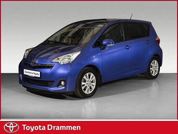 Toyota Verso-S 1,33 Dynamic S&S Multidrive S Automat  2011, 107915 km, kr 109000,-