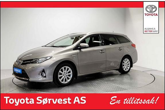 Toyota Auris Touring Sports 1,8 Hybrid Active+  2015, 46361 km, kr 199000,-