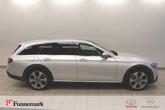 Mercedes-Benz E-klasse All-Terrain E220d 4MATIC 194hk (Særdeles velutstyrt!!)  2017, 27000 km, kr 699000,-