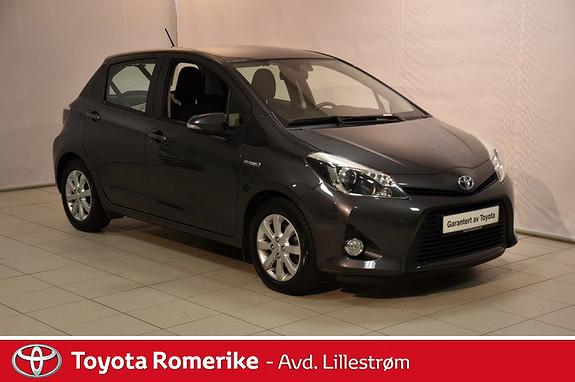 Toyota Yaris 1,5 Hybrid Active e-CVT  2014, 52515 km, kr 149000,-