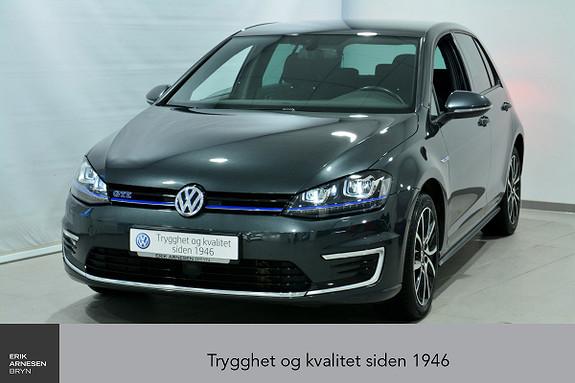 Volkswagen Golf 1,4 TSI 204hk DSG ÅPNINGSKAMPANJE  2016, 44184 km, kr 259000,-