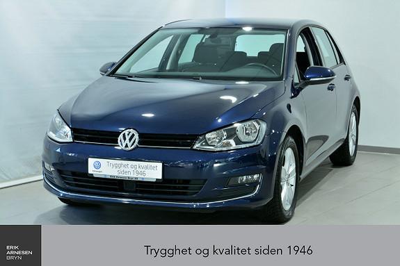 Volkswagen Golf 1,2 TSI 110hk Highline DSG ÅPNINGSKAMPANJE  2016, 27400 km, kr 209000,-