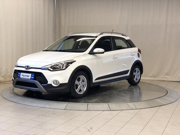 Hyundai i20 1,0 T-GDI  2017, 24000 km, kr 179900,-