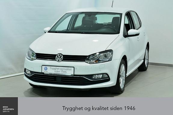 Volkswagen Polo 1,0 75hk Comfortline ÅPNINGSKAMPANJE  2017, 47600 km, kr 159000,-