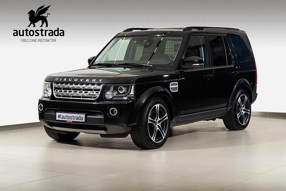 Land Rover Discovery SDV6 256hk HSE Premium