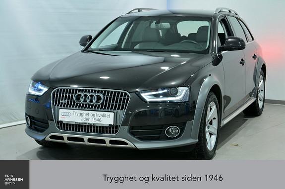 Audi A4 allroad 2.0 TDI 163hk quattro S tronic ÅPNINGSKAMPANJE  2016, 37900 km, kr 409000,-