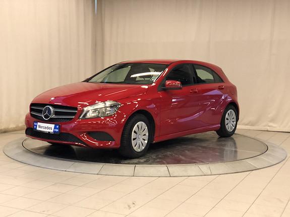 Mercedes-Benz A-Klasse A160 CDI  2015, 25000 km, kr 209900,-