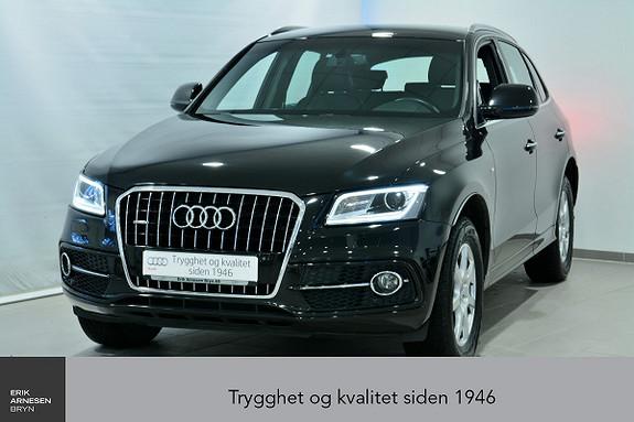 Audi Q5 2,0 TDI 163hk quattro S tronic ÅPNINGSKAMPANJE  2016, 41990 km, kr 449000,-