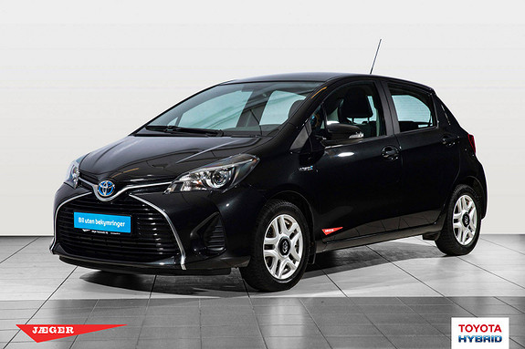 Toyota Yaris 1,5 Hybrid Active S e-CVT  2015, 51300 km, kr 179000,-