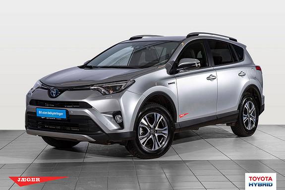 Toyota RAV4 Hybrid AWD 71n Edition  2018, 5600 km, kr 459000,-