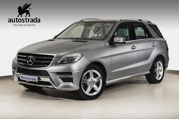 Mercedes-Benz M-Klasse ML350 AMG BLUETECH 4 MATIC 258 HK