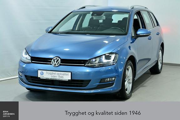 Volkswagen Golf 1,4 TSI 150hk Highline ÅPNINGSKAMPANJE  2016, 28500 km, kr 228000,-
