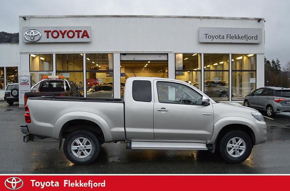 Toyota HiLux D-4D 143hk X-Cab 4wd SR5  2013, 68276 km, kr 259000,-