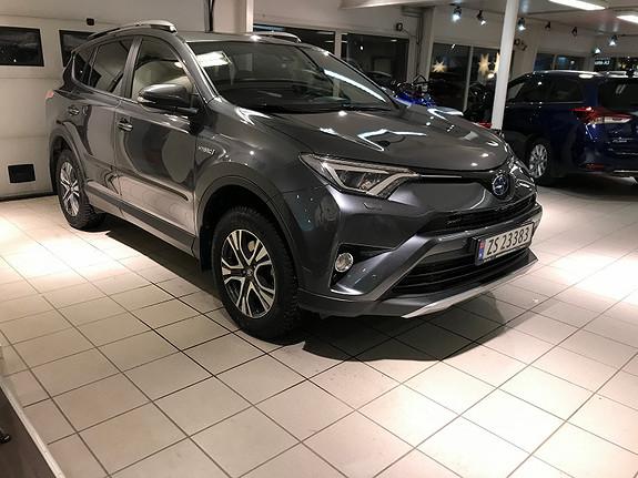 Toyota RAV4 2,5 Active Style Hybrid  2017, 9234 km, kr 455000,-