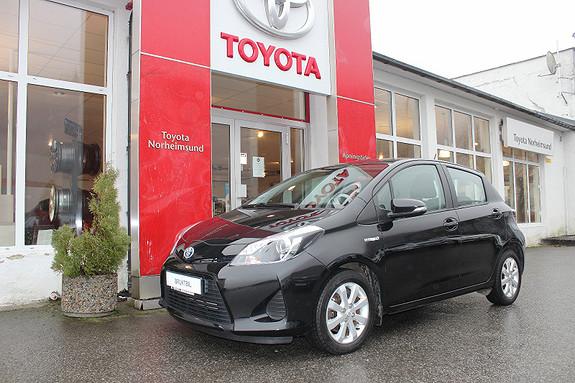 Toyota Yaris 1.5 Hybrid Active+ Navi 1 EIGAR, TECTYLBEHANDLA  2013, 56060 km, kr 139900,-