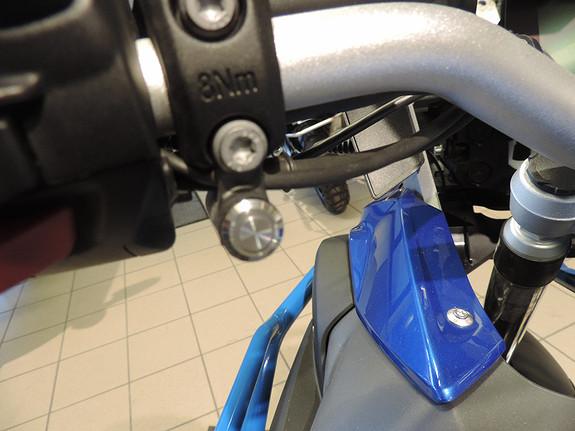 Bilbilde: BMW R1200 GS Rallye spesial