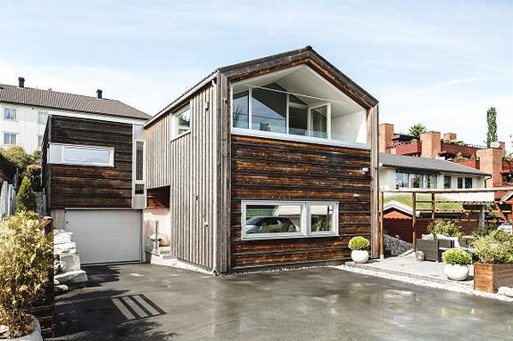 Enebolig - Trondheim - 9 490 000,- Olden & Partners