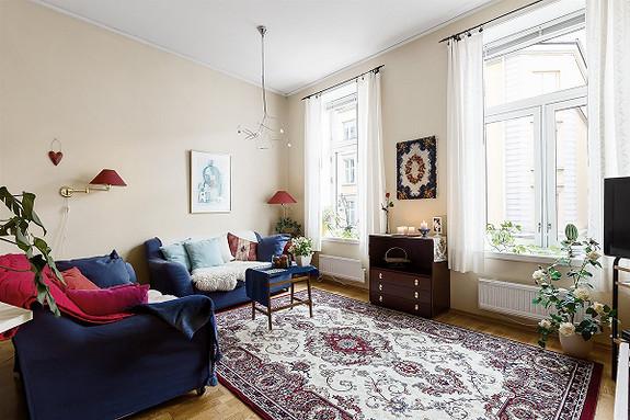 Leilighet - Uranienborg-Majorstuen - Oslo - 3 950 000,- Nordvik & Partners