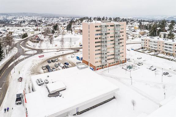 2-roms leilighet - Løvenstad - 1 850 000,- Nordvik & Partners