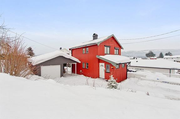 Enebolig - Krokstadelva - 3 290 000,- Nordvik & Partners
