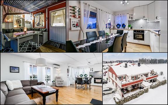 4-roms leilighet - Kløfta - 2 900 000,- Nordvik & Partners