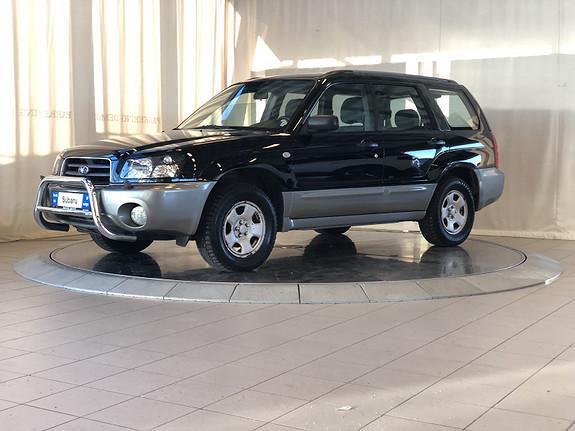 Subaru Forester 2,0 X Mq  2005, 193000 km, kr 69000,-