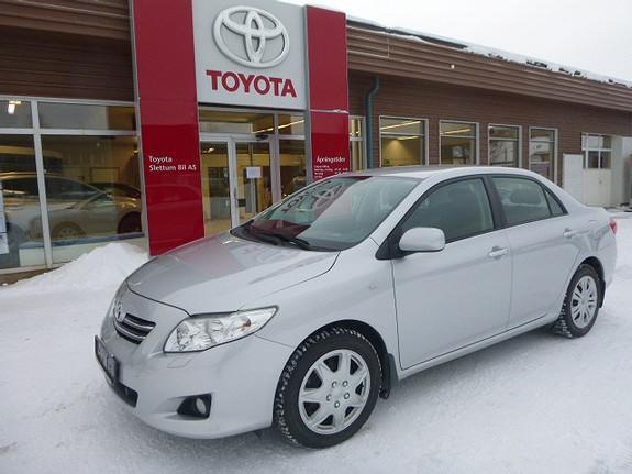 Toyota Corolla 1,4 D-4D Sol - Lav km!  2010, 55995 km, kr 115000,-